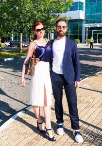 Илья и Катерина Богины  любовь на рынке HR