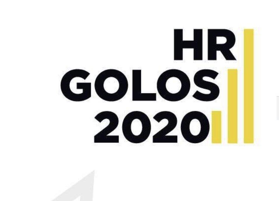 HR GOLOS 2020
