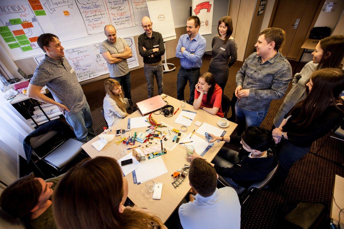 Онлайн школа по развитию организационного и командного Доверия
