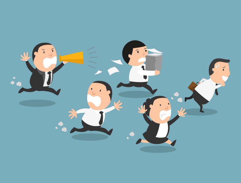 Подлецы и эгоисты становятся руководителями не чаще хороших людей   исследование