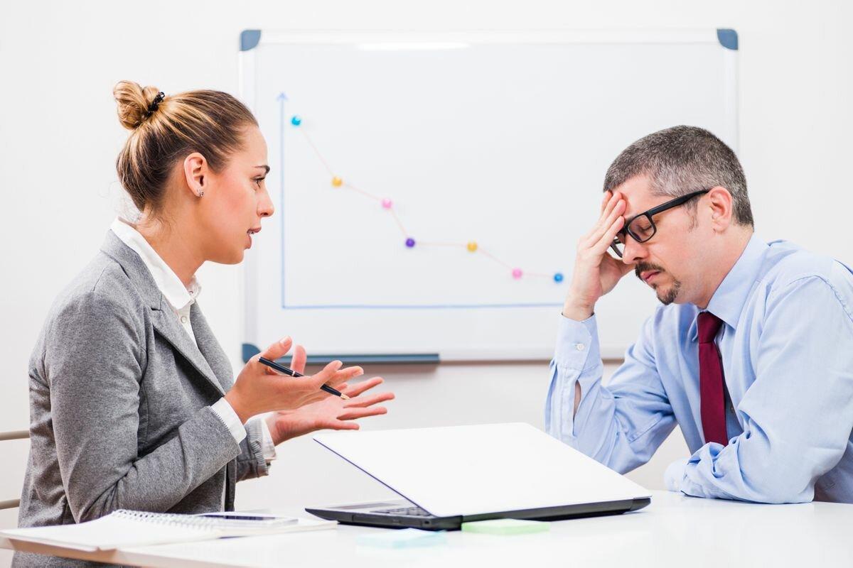 Исследование  руководители  унижающие подчиненных  вредят самим себе