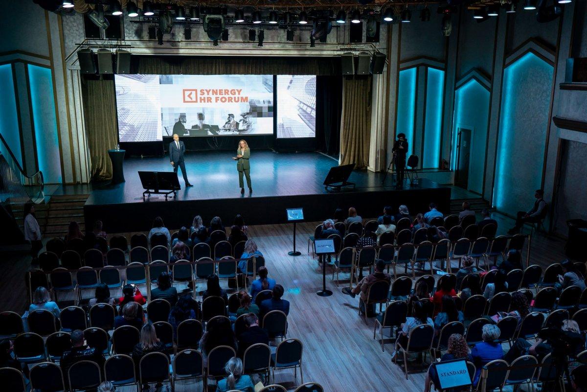 На Synergy HR Forum HR директоры крупнейших российских компаний обсудили наиболее актуальные вопросы в области HR менеджмента